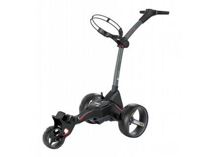 MOTOCADDY M1 elektrický golfový vozík černý