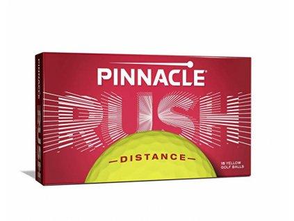 PINNACLE Rush golfové míčky žluté (15 ks)