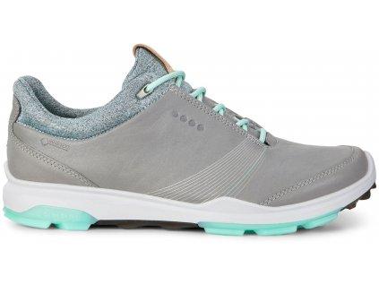 ECCO dámské boty Biom Hybrid 3 šedé