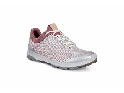 ECCO dámské boty Biom Hybrid 3 bílo-stříbrná