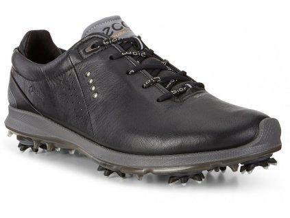 ECCO pánské boty Golf Biom G 2 černá