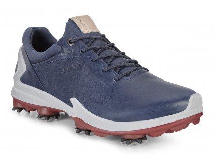 ECCO pánské boty Golf Biom  G 3 modrá