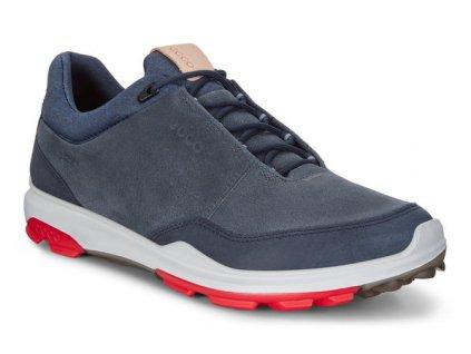 ECCO Biom Hybrid 3 pánské boty modré