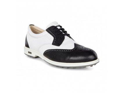 ECCO dámské boty Golf Classic Golf Hybri bílo-černá