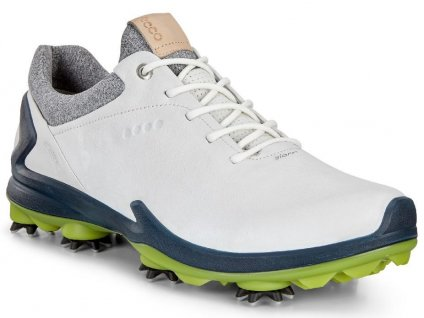 ECCO pánské boty Golf Biom G 3 bílá