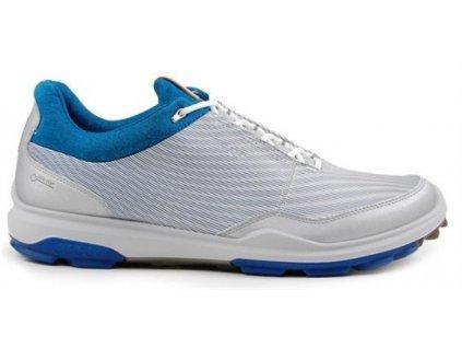 ECCO Biom Hybrid 3 pánské boty modro-stříbrné
