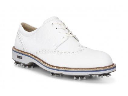 ECCO pánské boty Golf Lux bílá