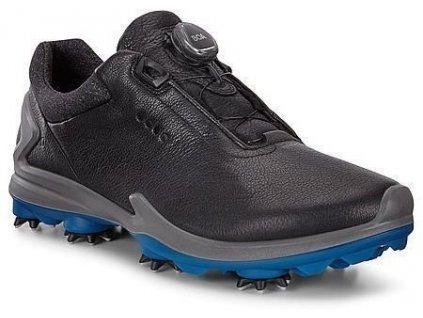 ECCO pánské boty Golf Biom  G 3 černá