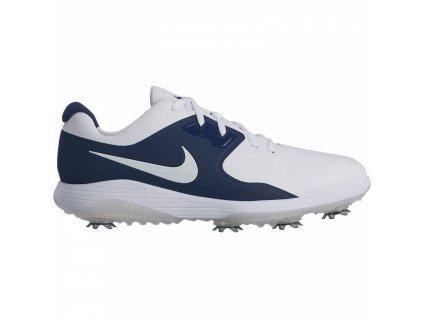 NIKE Vapor Pro pánské golfové boty bílo-modré