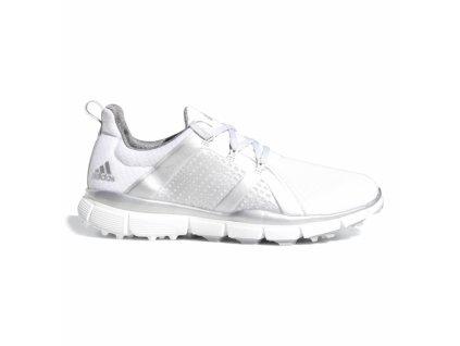 ADIDAS dámské boty W Climacool Cage  bílo-stříbrné