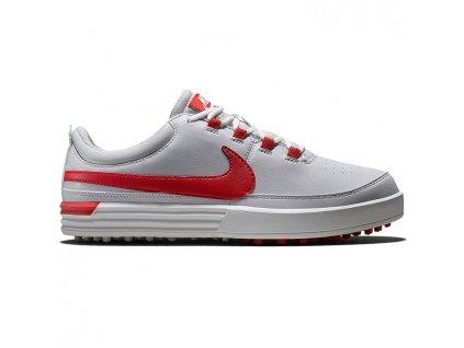 NIKE VT JR dětské golfové boty bílé