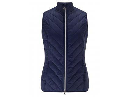 CALLAWAY dámská vesta Puffer modrá (Velikost oblečení XL) 41cc644072