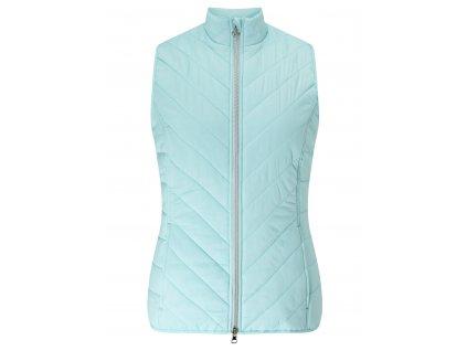 CALLAWAY dámská vesta Puffer zelená (Velikost oblečení XL) b0c7789546