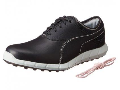 PUMA dámské boty Ignite Spikeless černé
