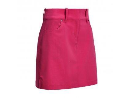 CALLAWAY Coolmax Solid S dámská sukně růžová