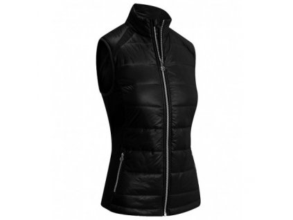 CALLAWAY dámská vesta Thermal černá  + Malé balení týček 10 ks