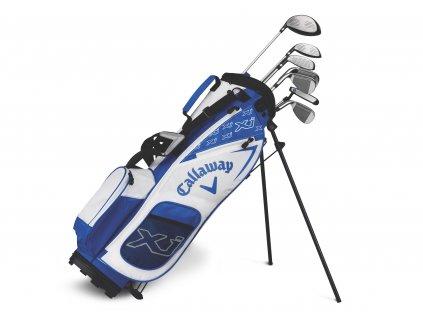 CALLAWAY XJ-3 chlapecký golfový set 9-12 let grafitový na levou stranu