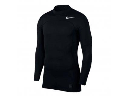 NIKE pánské spodní triko Core Base Layer černý (Velikost oblečení XXL)