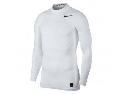NIKE pánské spodní triko Core Base Layer bílý (Velikost oblečení M)