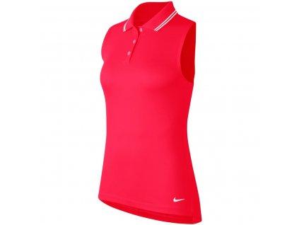 NIKE Dry Victory dámské tričko růžové