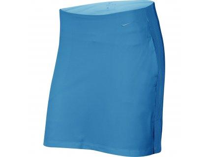 NIKE Dry-Fit Victory dámská sukně modrá