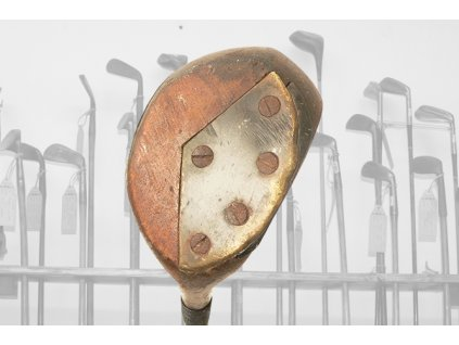 Historické golfové dřevo Special H. Crook - Belfairs