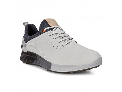 ECCO S-Three pánské boty bílé