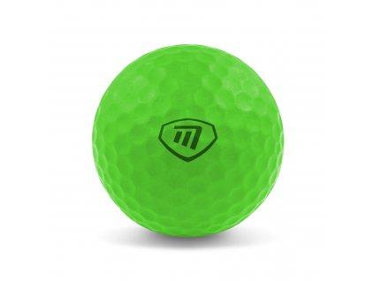 Masters Lite-Flite Foam Practice Balls 6Ks zelené