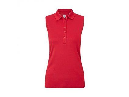CALLAWAY dámské tílko Opti-Dri červené (Velikost oblečení L)