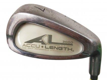 ACCU LENGHT dětské golfové železo č. 7 (120 až 135 cm)