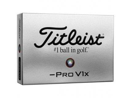 TITLEIST Pro -V1X Left Dash golfové míčky