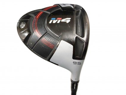 TAYLOR MADE M4 golfový driver 9,5° + Headcover