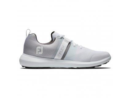 FOOTJOY Flex pánské golfové boty bílo-šedé
