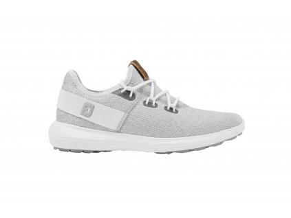 FOOTJOY Flex Coastal dámské golfové boty šedo-bílé