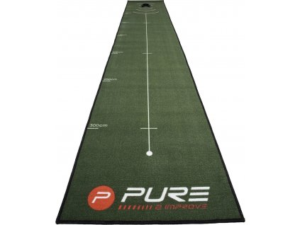 PURE 2 Improve patovací koberec 400 x 66 cm