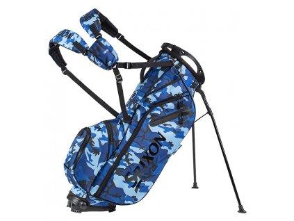 SRIXON stand bag Liberty camo modrý