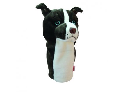 Daphnes headcover  Pitbull Terrier