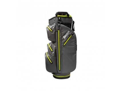 SRIXON Waterproof Ultradry cart bag na vozík šedo-limetkový