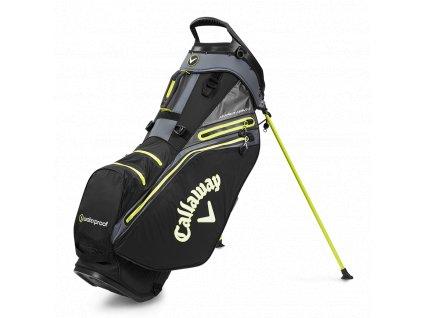 CALLAWAY Hyper Dry 14 Stand Bag černo-šedý