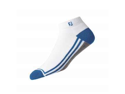 FOOTJOY Pro Dry Fashion Sport pánské ponožky bílo-modré