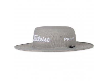 TITLEIST Tour Aussie klobouk šedý