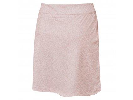 FOOTJOY Interlock Print dámská sukně růžová