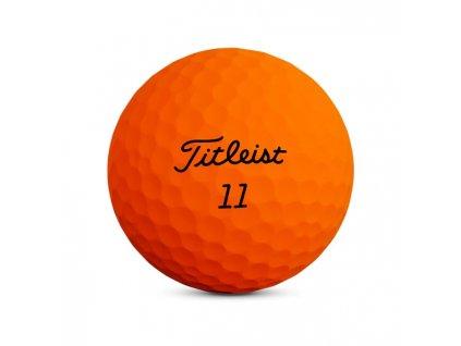 TITLEIST Velocity golfové míčky oranžové
