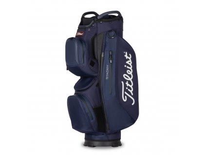 TITLEIST 15 Sta Dry Cart bag na vozík modrý