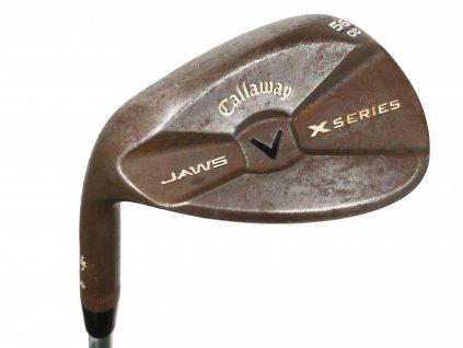 CALLAWAY Jaws X-Series 56°CC golfová wedge - levá