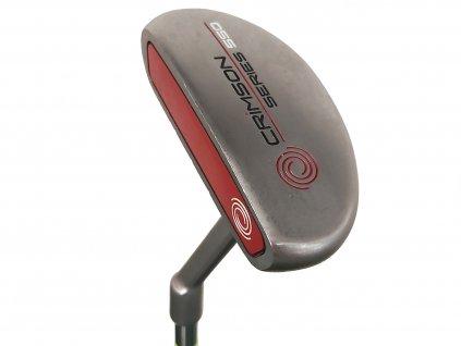 ODYSSEY Crimson Series 550 dámský golfový putter 33 palců - levý + HC