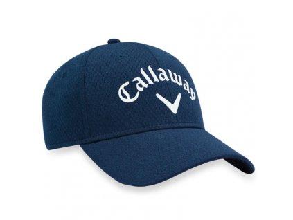 CALLAWAY Side Crested pánská kšiltovka modrá