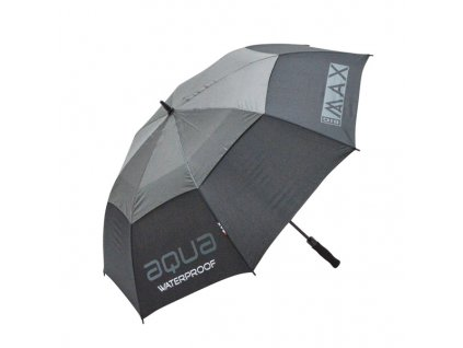 BIG MAX Aqua deštník černo-šedý