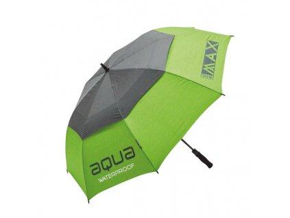 BIG MAX Aqua deštník zeleno-šedý