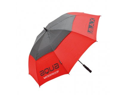 BIG MAX Aqua deštník červeno-šedý
